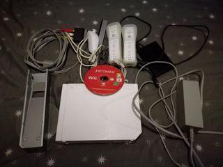Nintendo Wii + Disco Duro