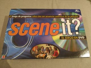 Scene It! - juego de mesa