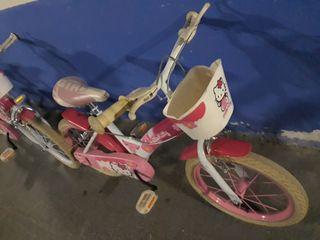 bicicletas niña