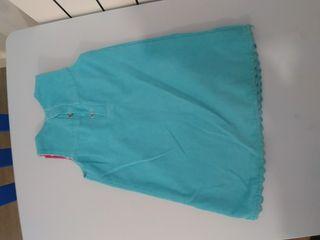 vestido frugi invierno talla 12-18 meses
