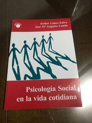 Psicologia social en la vida cotidiana.