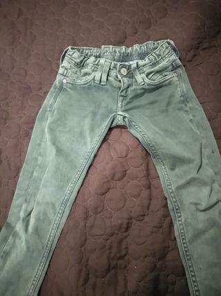Vaquero Pepe Jeans niño T.4