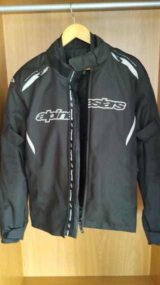 chaqueta de moto alpinestars