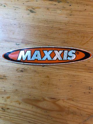 Pegatina Maxxis