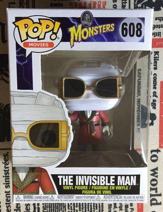Funko Pop! The Invisible Man