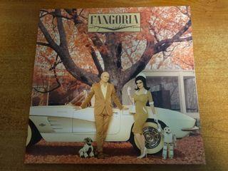 Fangoria Canciones para robots románticos FIRMADO