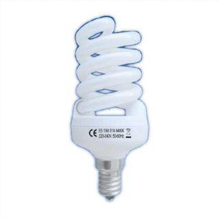 WP610 | Bombilla espiral bajo consumo 13w e14 6.4k