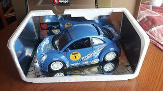 new beetle cup racing escala 1/18 año 2001