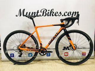 Bicicleta CX/Gravel Giant TCX Advanced Pro talla S