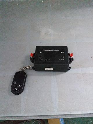 regulador de intensidad para tiras led