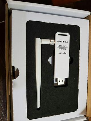 Amplificador de señal de WiFi