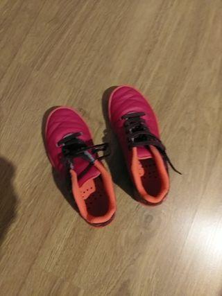 Zapatillas de fútbol T28
