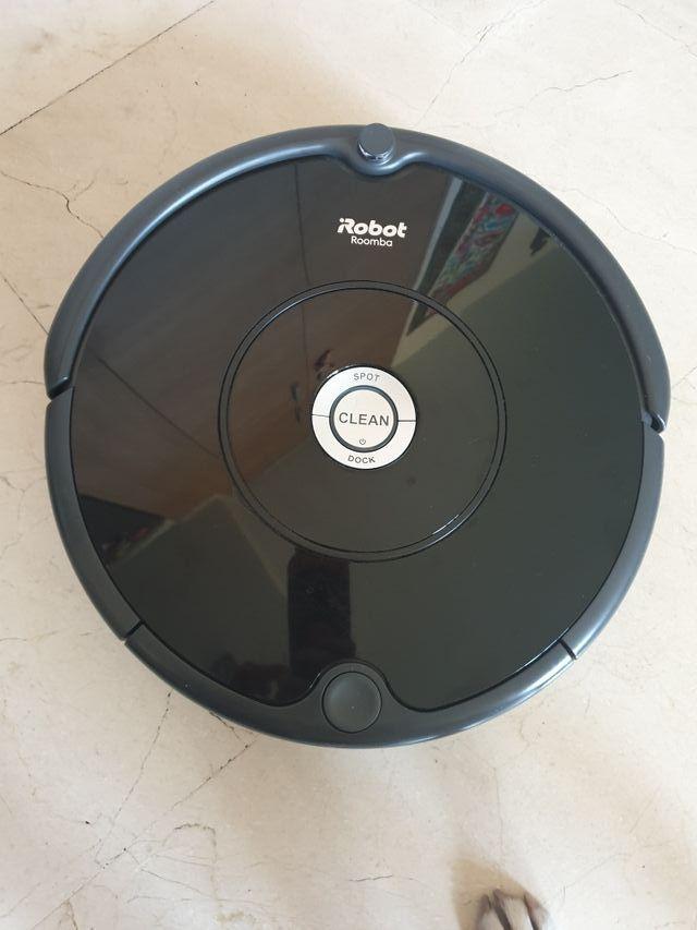 Aspiradora iRobot Roomba serie 600 programable