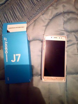 Samsung j7 nuevo sin estrenar
