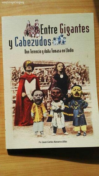 LIBRO ENTRE GIGANTES Y CABEZUDOS