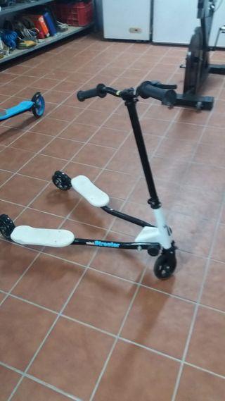 Patinetes scooter 3 ruedas