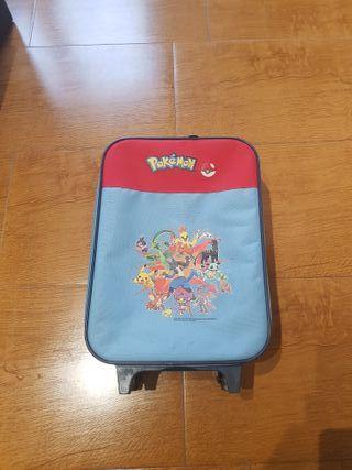 Maleta con ruedas Pokémon