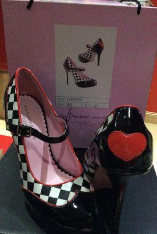 Zapatos preciosos y muy originales