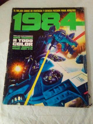 comic 1984 número 1