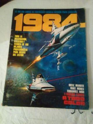 cómic 1984 número 6