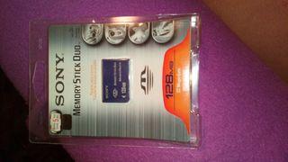 Tarjeta memoria 128MB