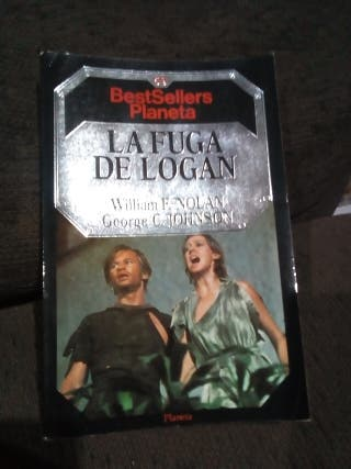 La fuga de Logan - William F. Nolan