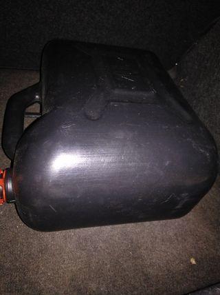 depósito gasolina gasoil
