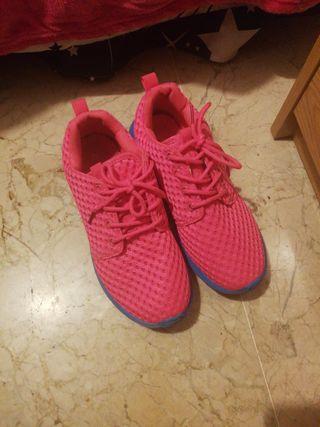 regalo zapatillas de deporte talla 37