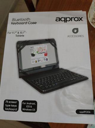 Funda-teclado tablet