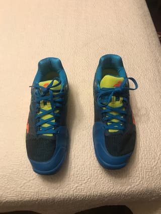 Tenis, zapatillas de padel, Babolat jet