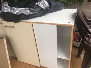 3 Muebles cocina
