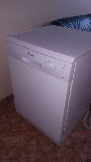 lavavajillas Balay mas lavadora Bocsh
