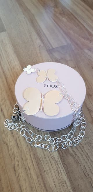 COLLAR TOUS BUTTERFLY