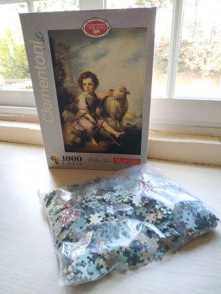 Puzzle 1000 piezas - Las obras maestras del Prado