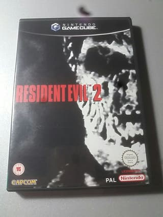 resident evil 2 gamecube