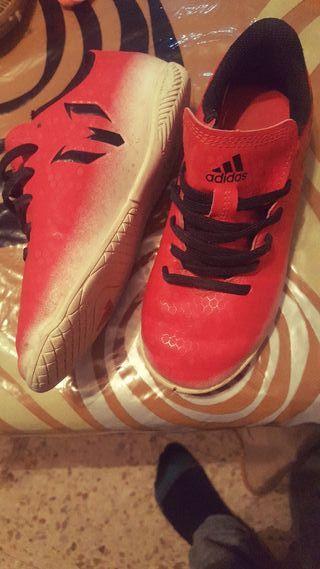 Zapatillas de Messi fútbol sala