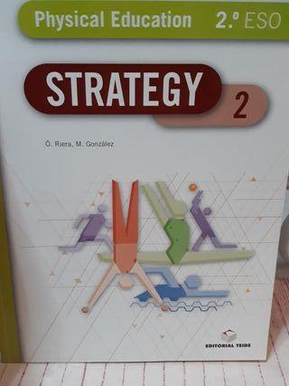 Libro bilingüe educación física