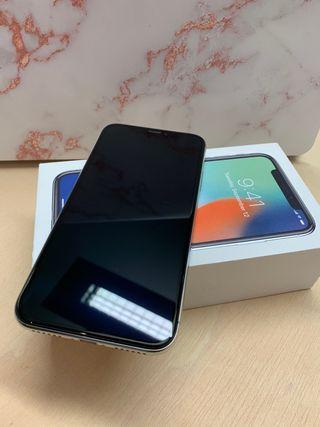 iPhone X de 256gb Silver