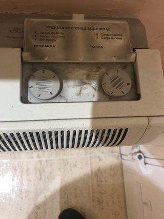 Acumuladores radiadores