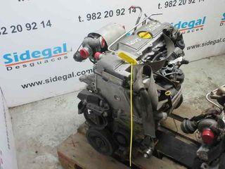 166796 motor opel zafira a elegance