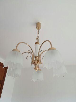 Lámpara clásica vintage