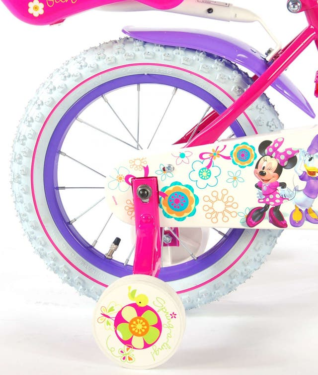 Bicicleta Disney Minnie Mouse 14 pulgadas