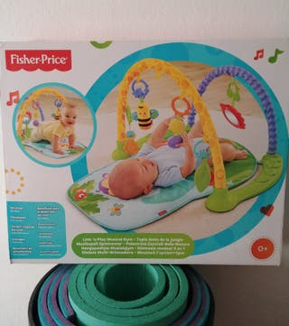 Fisher-Price 'n Play Musical Gym