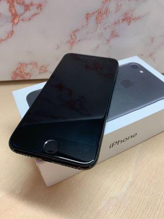 iPhone 7 de 256gb negro