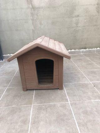 Caseta para perro