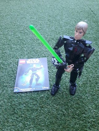 Figura Lego Star wars Luke Skywalker 75110