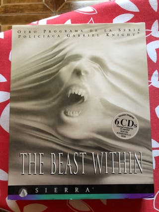 GABRIEL KNIGHT THE BEAST WITHIN PC