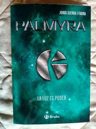 Libro juvenil Palmyra.