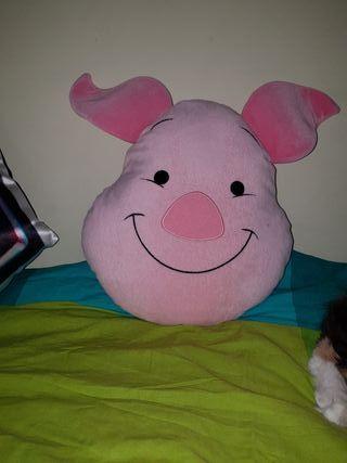 cojín de Piglet amigo de Winny de Poo
