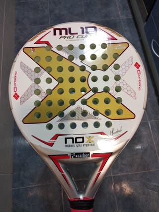 Pala Padel Nox ML10
